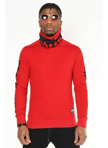 DAVID&GERENZO Sweatshirt Kırmızı